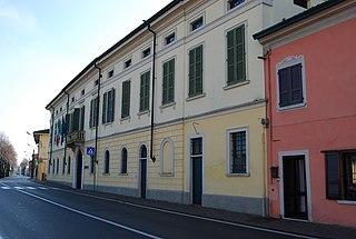 Acquafredda Comune in Lombardy, Italy