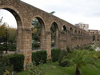 Plasencia - Aqueduct of Plasencia