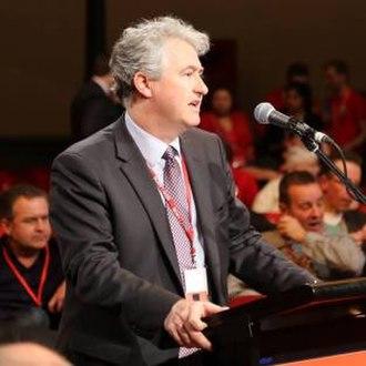 Adam Searle - Adam Searle MLC addresses NSW Labor conference 2015