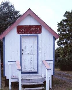 Osoite tiedossa - Salvo, Pohjois-Carolinan pienin postitoimisto Amerikassa LCCN2011630905.tif