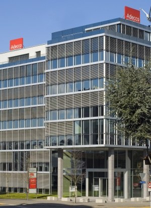 Opfikon - Adecco headquarters in Opfikon
