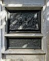 Admiral Arthur Phillip monument south from One New Change - side plaque 01.jpg