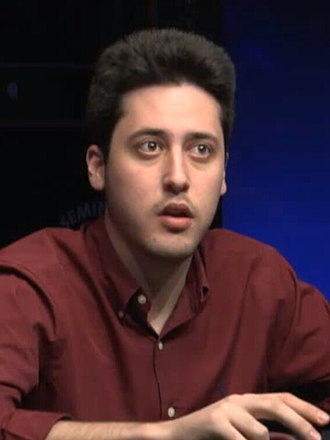 Adrián Mateos - Adrián Mateos in 2016