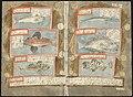 Adriaen Coenen's Visboeck - KB 78 E 54 - folios 145v (left) and 146r (right).jpg