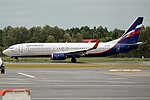 Aeroflot, VP-BMI, Boeing 737-8MC (42733974922).jpg