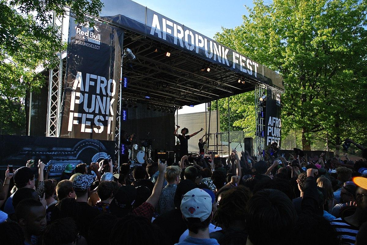 afropunk festival wikipedia