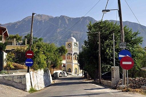 Agios Petros Lefkadas