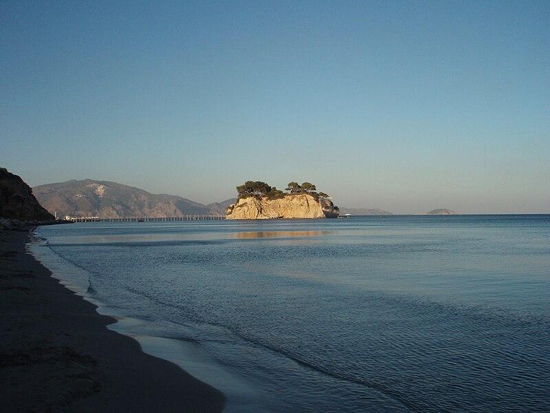 Greece Zakynthos Island Navagio Beach