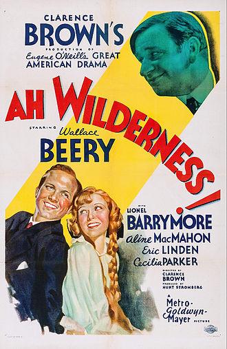 Ah, Wilderness! (film) - Film poster