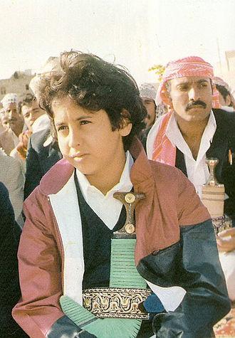 Ahmed Saleh - Image: Ahmed Ali Abdallah Saleh cropped