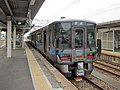 Ainokaze Toyama Railway Kumoha 521-24.jpg