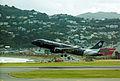 Air New Zealand Airbus A320-200 ZK-OAB Wellington International Airport - 2.jpg