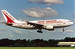 Airbus A310-304, Air-India AN0255021.jpg