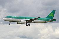 EI-DES - A320 - Aer Lingus