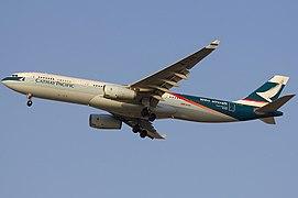 Cathay Pacific fleet - Wikipedia