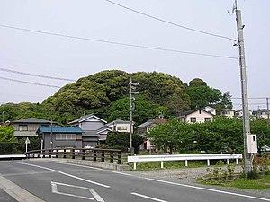 Akamonue Kofun - Akamonue kofun