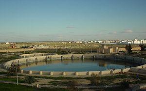 Aghlabids - An Aghlabid cistern in Kairouan