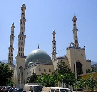 Blida - Al-kawthar Mosque, Blida.