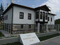 Alagöz başkomutanlık karargahı müzesi.JPG