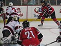 Albany Devils vs. Portland Pirates - December 28, 2013 (11622305603).jpg