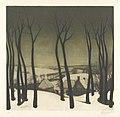 Album 8 estampes (en couleurs) (05) - Paysage, print by Armand Apol (1879-1950), Belgium, Prints Department of the Royal Library of Belgium, S.III 112561.jpg