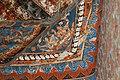 Alchi Monastery (Ladakh), 13th-century chorten interior painted ceiling, 2008.jpg