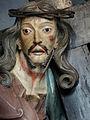Aleijadinho - Detalhe de Jesus - Carregamento da cruz 2 - Santuário do Bom Jesus de Matosinhos - Congonhas.jpg