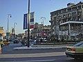 Aleppo (Halab), Verkehr, Osmanische Häuser in der Innenstadt (37989248064).jpg