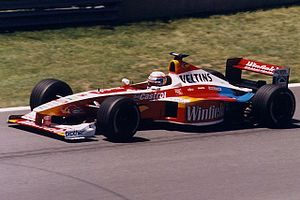 Alex Zanardi - Zanardi driving for Williams at the 1999 Canadian Grand Prix