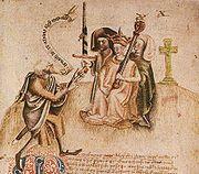 Alexander III and Ollamh Rígh