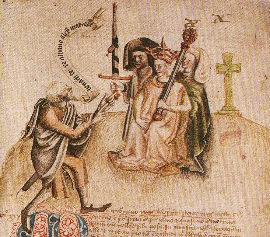 Alexander III and Ollamh R%C3%ADgh
