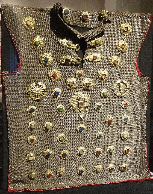 Alexander III of Imereti's mail shirt