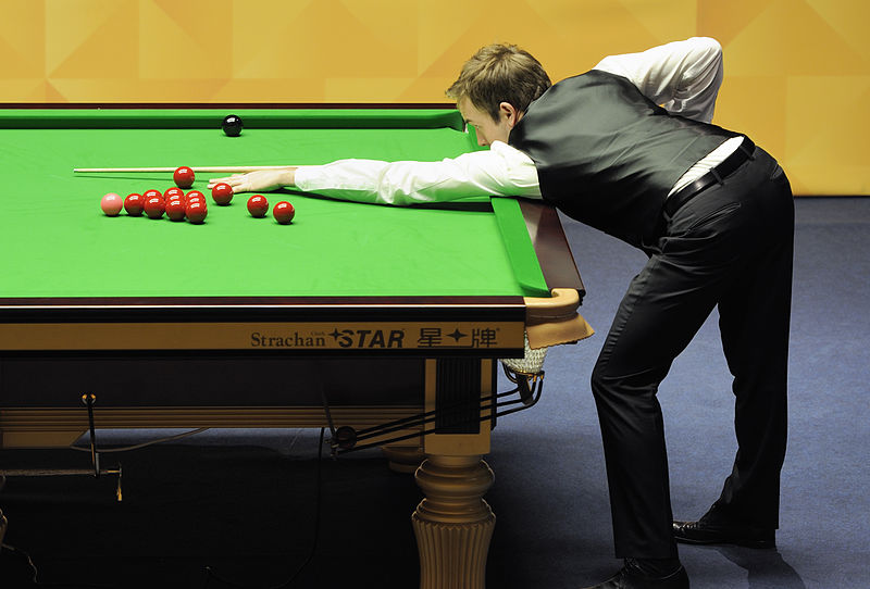 File:Ali Carter at Snooker German Masters (DerHexer) 2013-02-02 18.jpg