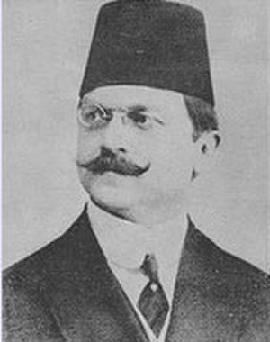 British Turks - Ali Kemal Bey is an example of one of many Turkish intellectuals who emigrated from the Ottoman Empire to the UK.