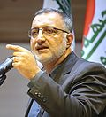 Alireza Zakani speaking at the JAMNA Convention 02.jpg