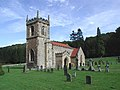 All Saints Church, Brantingham - geograph.org.uk - 570923.jpg