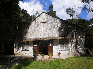 All Souls' Church, Cameron Highlands
