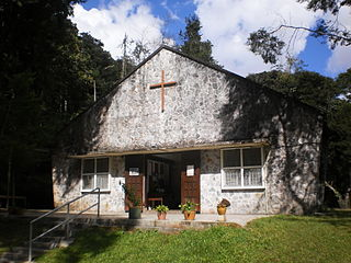 All Souls Church, Cameron Highlands Church in Pahang, Malaysia