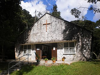All Souls' Church, Cameron Highlands - Image: All Souls' Church 01