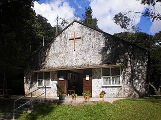 All Souls' Church, Cameron Highlands - Image: All Souls' Church 01