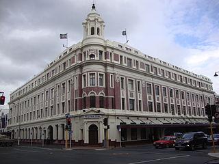 Allied Press News publishing company based in Dunedin, New Zealand