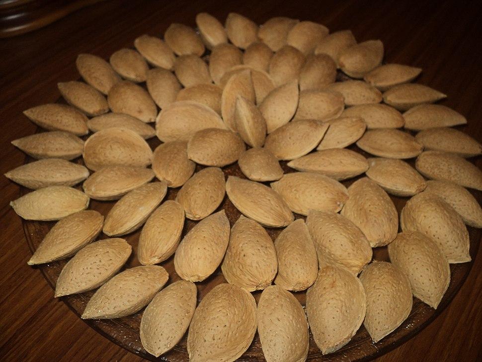 Almonds from Le petit jardin (3)