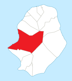 Alofi council within Niue