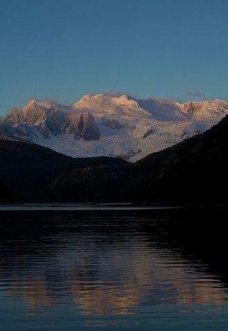 Mount Darwin (Andes) - Bahía Pía