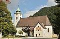Altenmarkt St Gallen Kath Pfarrkirche hl Nikolaus.JPG