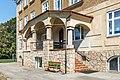Althofen Höpfnerstraße 13 Volksschule Vorhalle Treppen 20082018 4118.jpg