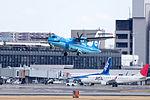 Amakusa Airlines, ATR 42, JA01AM (25521706050).jpg