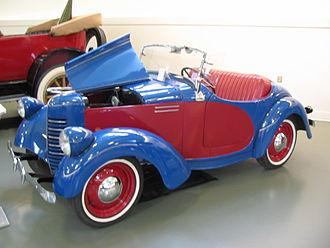 American Austin Car Company - Image: American Bantam