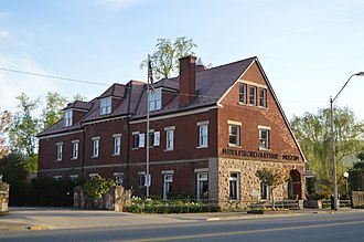 Middlesboro, Kentucky - The Alexander Arthur Museum