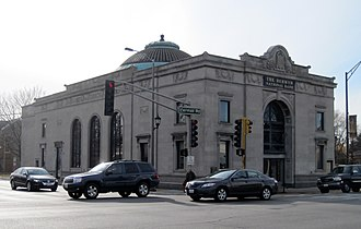National Register of Historic Places listings in Cook County, Illinois - Image: American State Bank Berwyn